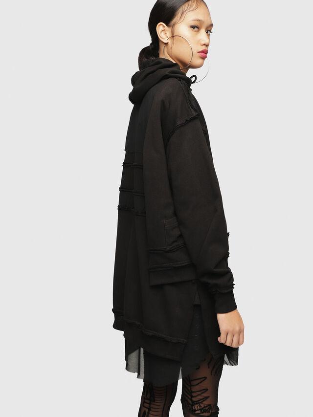 Diesel - F-TURE, Black - Sweaters - Image 2