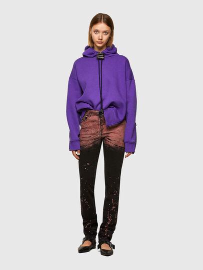 Diesel - F-RENTOL, Violet - Sweaters - Image 5