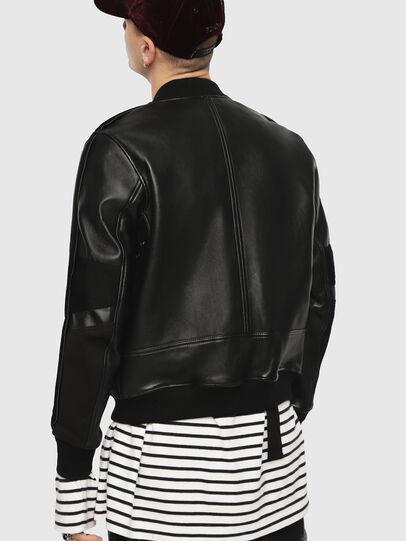 Diesel - L-YUTAKIS,  - Leather jackets - Image 2