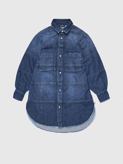 Diesel - DRUPER, Blue Jeans - Dresses - Image 1