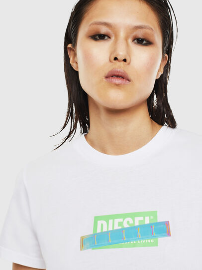 Diesel - T-SILY-S2,  - T-Shirts - Image 3