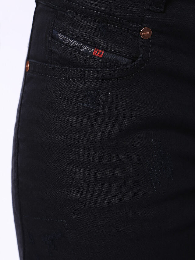 BELTHY JOGGJEANS 0689C, Black Jeans