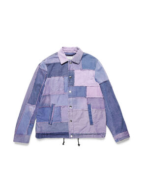 D-COACINQUE5, Violet - Denim Jackets