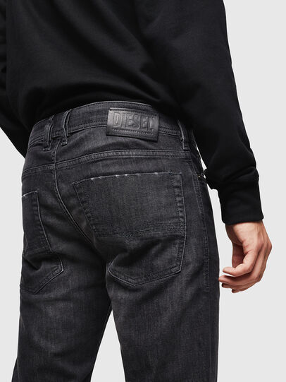 Diesel - Zatiny 082AS, Black/Dark grey - Jeans - Image 4
