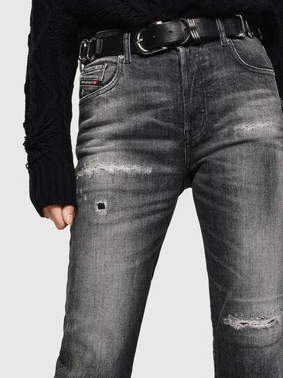 Diesel - Aryel 0095J, Black/Dark grey - Jeans - Image 3