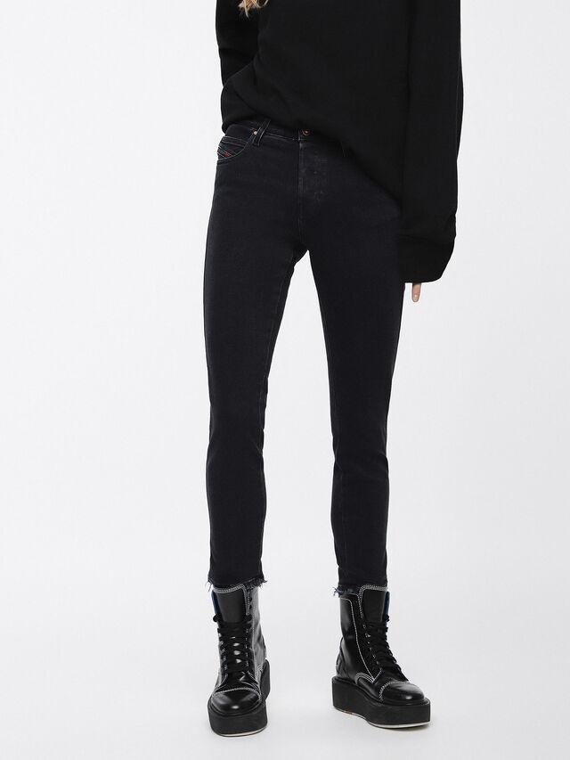BABHILA 084NX, Black Jeans