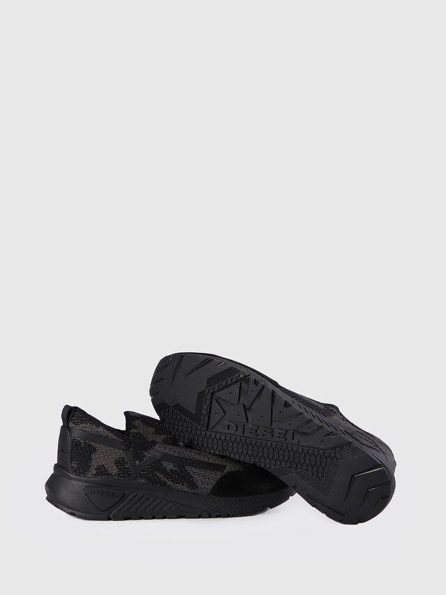 Diesel S-KBY, Black - Sneakers - Image 4
