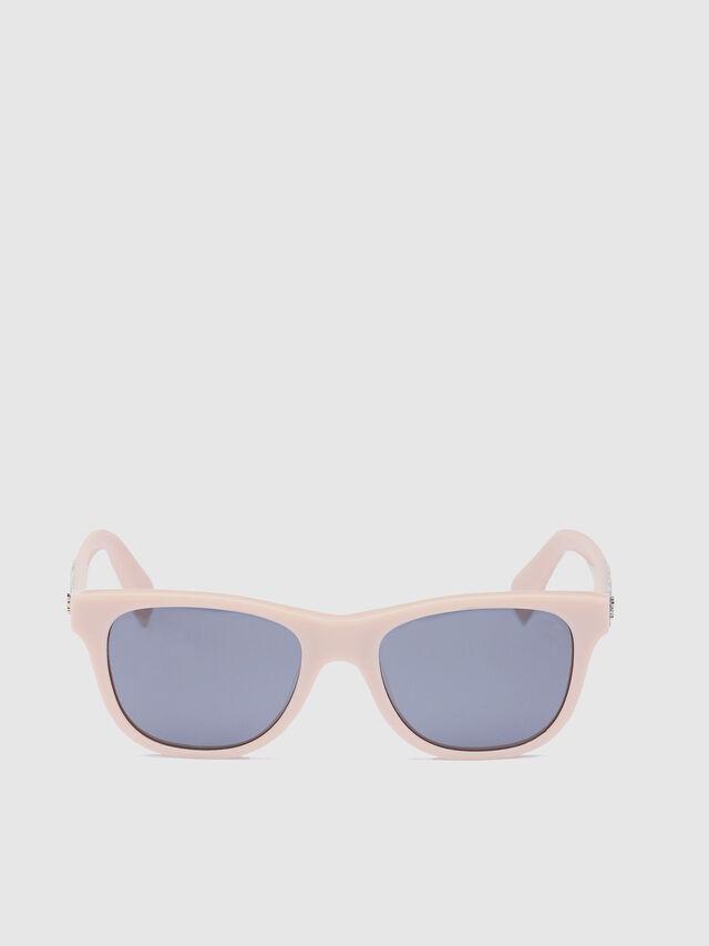 Diesel - DM0200, Pink - Kid Eyewear - Image 1
