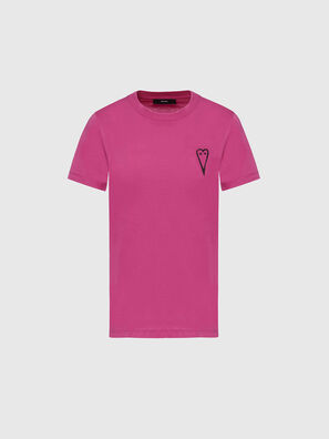 T-SILY-E50, Hot pink - T-Shirts