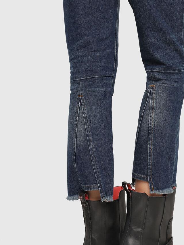 Diesel - D-Earlie 089AR, Dark Blue - Jeans - Image 4