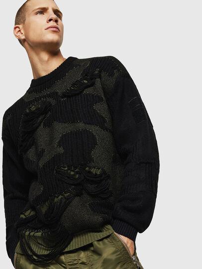 Diesel - K-MUSCHIO,  - Knitwear - Image 4