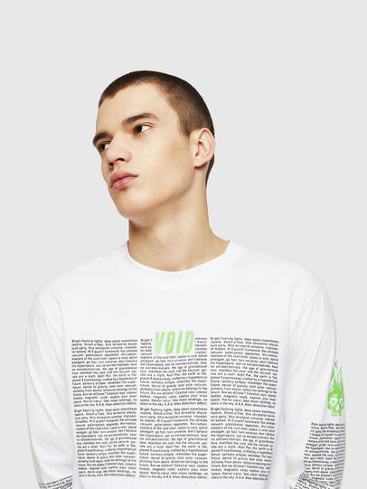 Diesel - T-JUST-LS-NEW,  - T-Shirts - Image 4