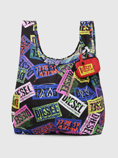 Diesel - SHOPPINA PAS, Red - Shopping and Shoulder Bags - Image 4