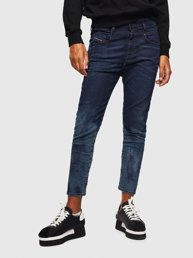 Fayza JoggJeans 069KC, Dark Blue - Jeans