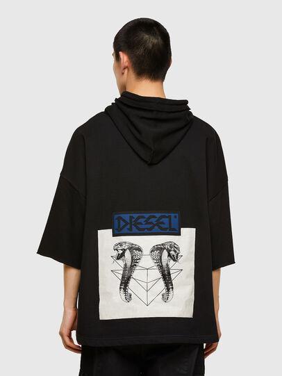 Diesel - S-GIGA, Black - Sweaters - Image 2