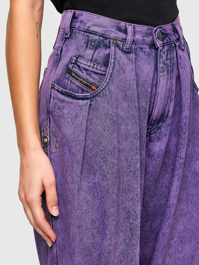 Diesel - D-Concias 009RR, Violet - Jeans - Image 3