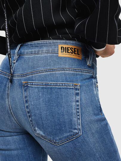 Diesel - D-Rifty 083AX, Light Blue - Jeans - Image 3