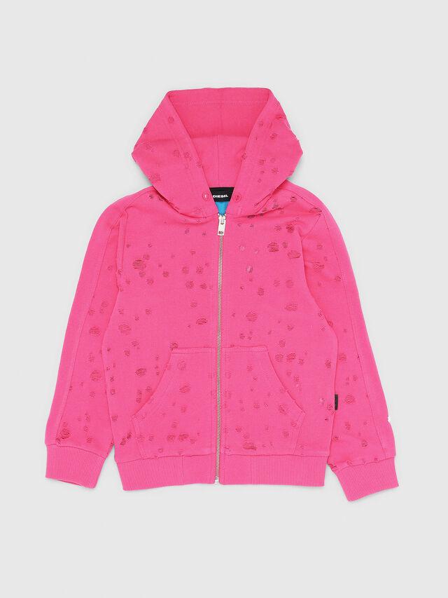 Diesel - SLESIK, Pink - Sweaters - Image 1
