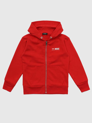 SALBYZIP OVER, Red - Sweaters