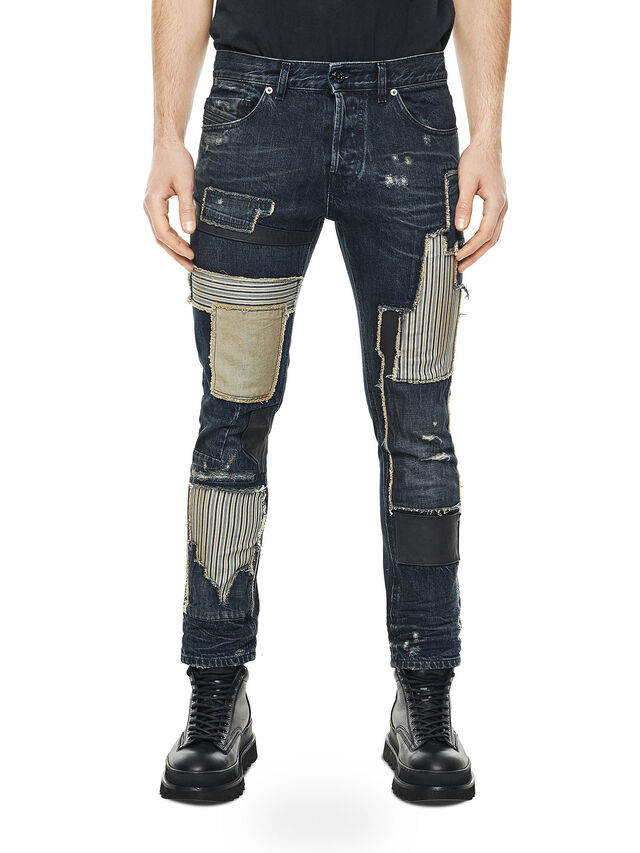 Diesel - TYPE-2813D, Dark Blue - Jeans - Image 1
