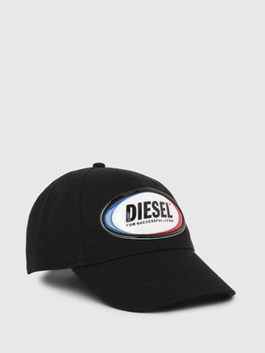 C-DIAZ, Black - Caps
