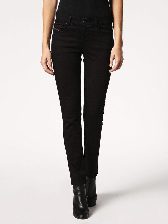 Diesel - Sandy 0800R, Black/Dark grey - Jeans - Image 2