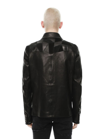 Diesel - LASTREET,  - Leather jackets - Image 2