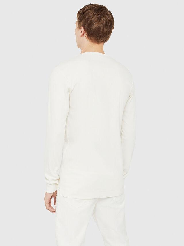 Diesel - T-YOICHIROKI, White - T-Shirts - Image 2
