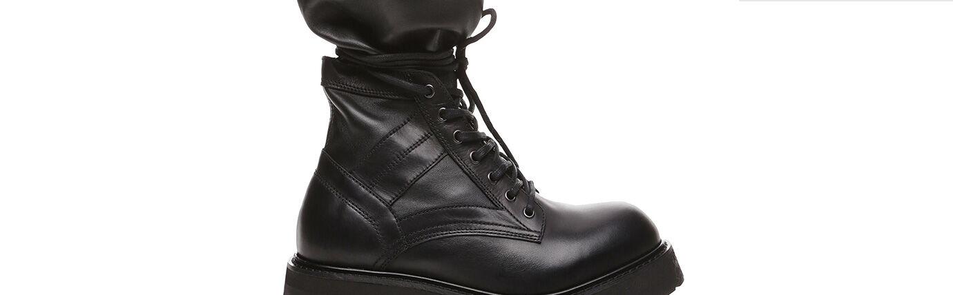 Casual Shoes Man Diesel Black Gold