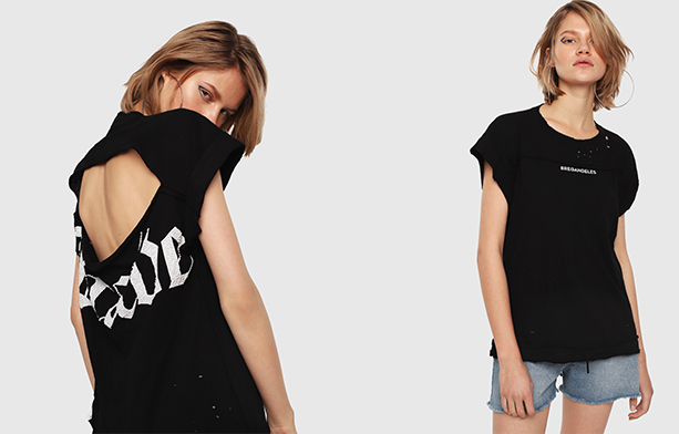 T-shirts Woman on Sale