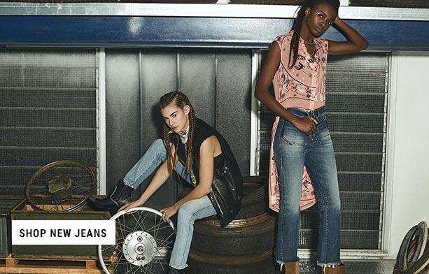 Shop New Jeans Woman