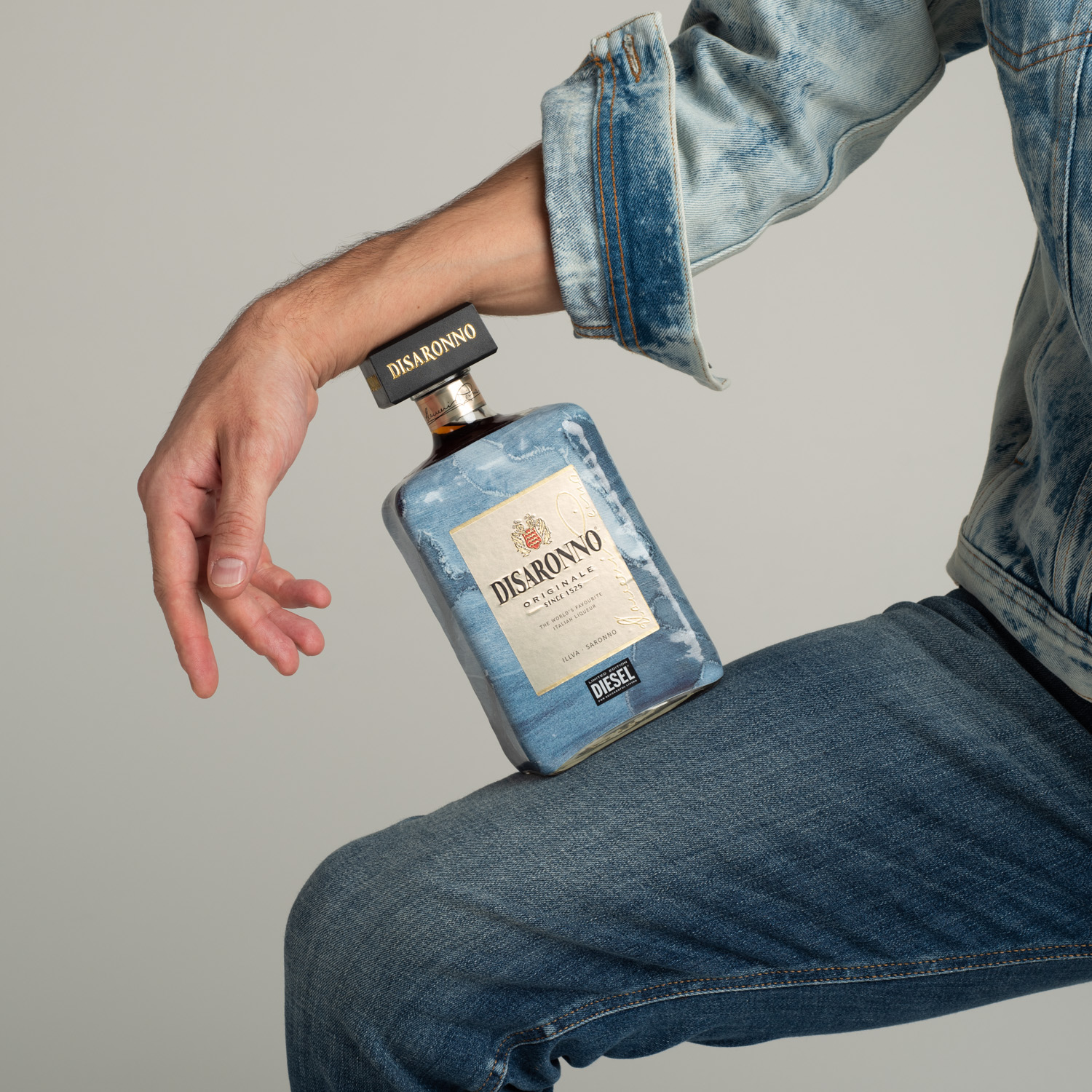 Disaronno Wears Diesel | Shop the looks