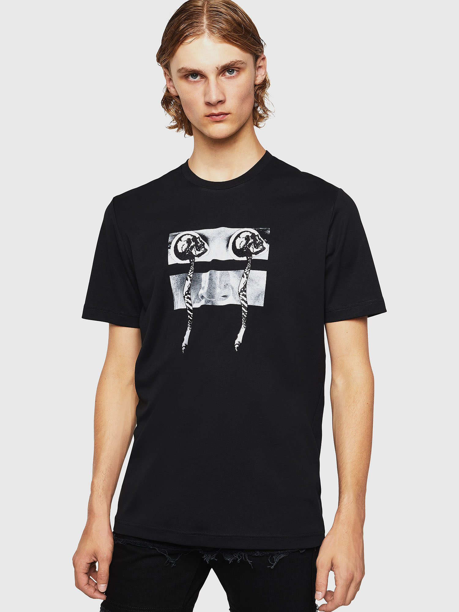 Diesel - TY-X1,  - T-Shirts - Image 1