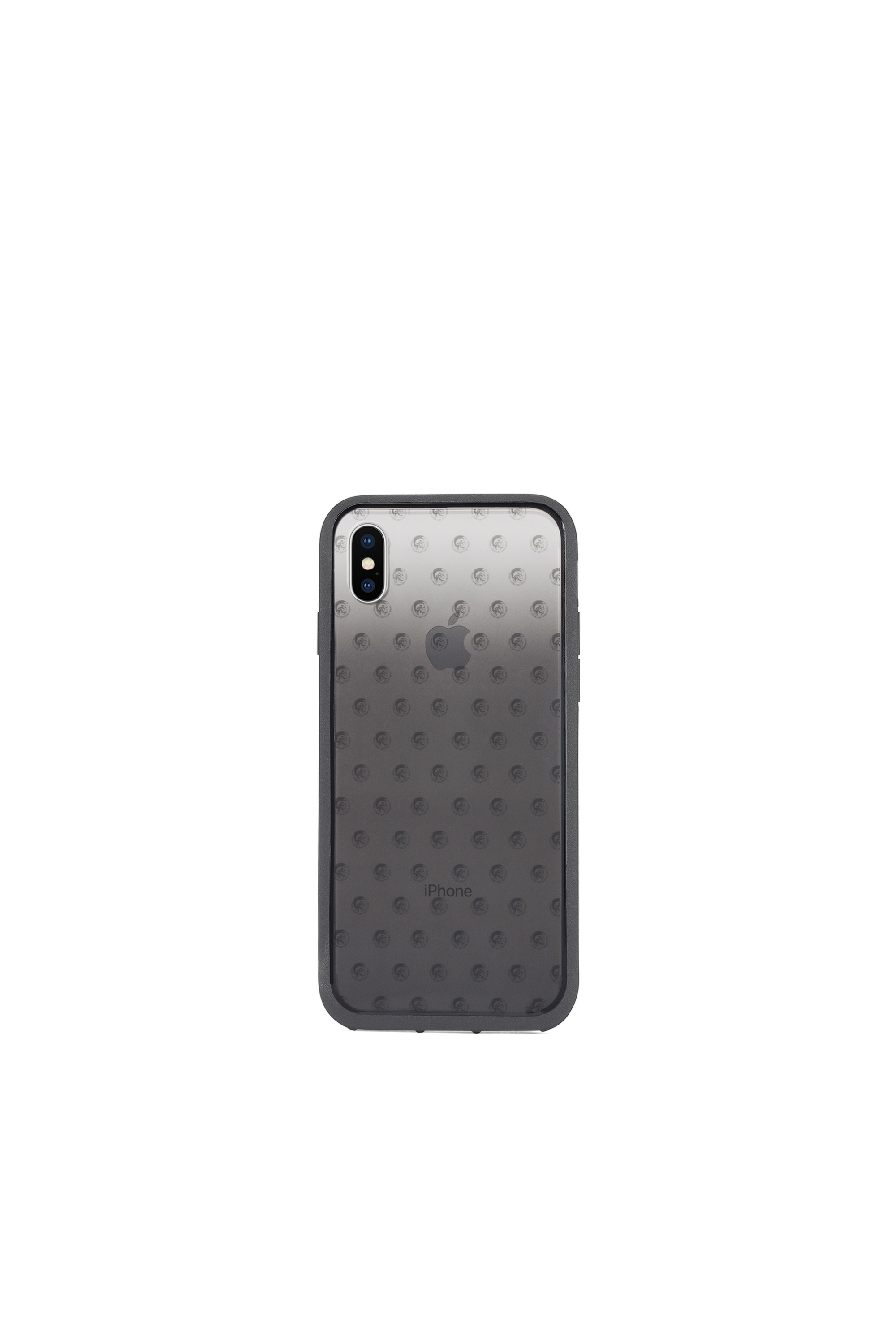Diesel - MOHICAN HEAD DOTS BLACK IPHONE X CASE,  - Cases - Image 4