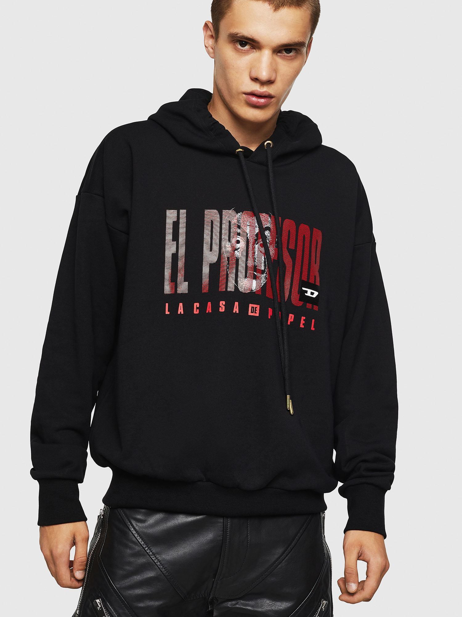 Diesel - LCP-S-ALBY-ELPROFESO,  - Sweaters - Image 1