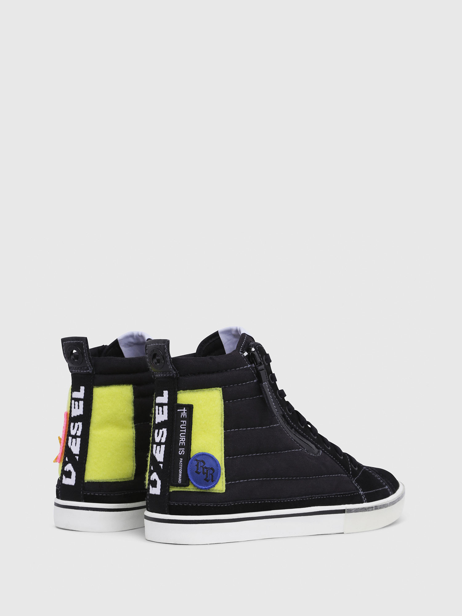 Diesel - D-VELOWS MID PATCH,  - Sneakers - Image 3